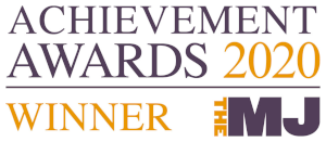 MJ Achievement Awards 2020 winner